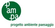 Logo pampa studio Giardino di villa a San Marino, RSM