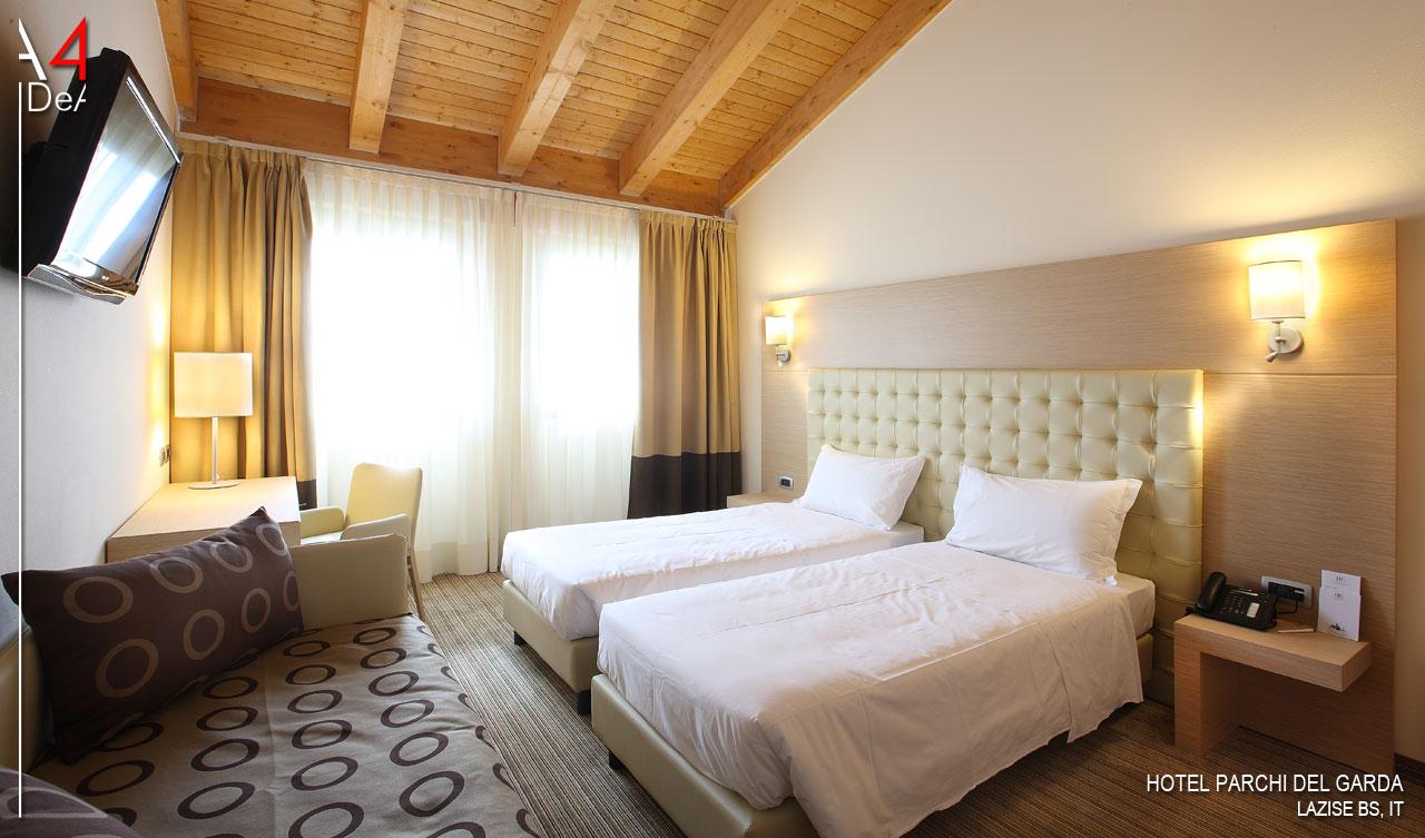 A4idea Architettura E Interior Design Hotel Parchi Del Garda  Lazise  Vr   It