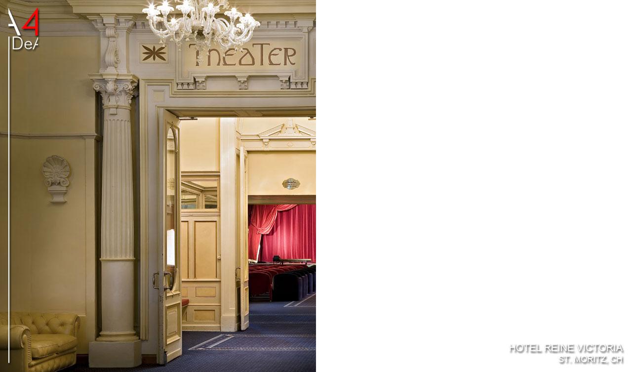 Hotel A Saint Moritz  Stelle
