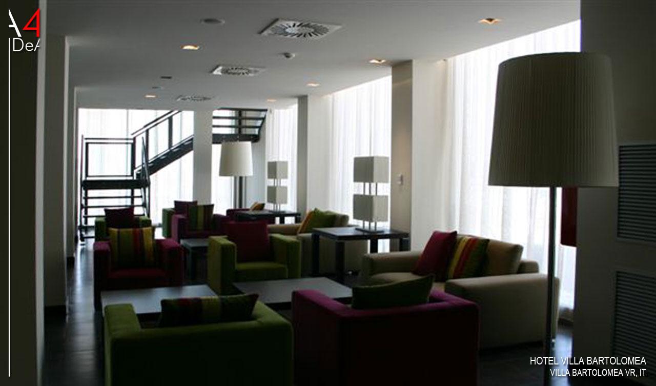 A4idea architettura e interior design hotel villa - Interior design verona ...