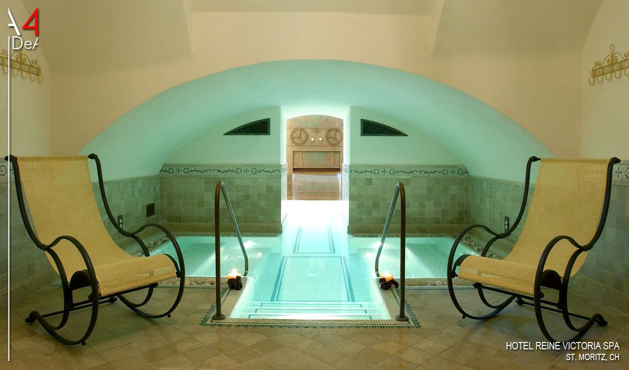 A4IDeA Architettura E Interior Design SPA Hotel Reine