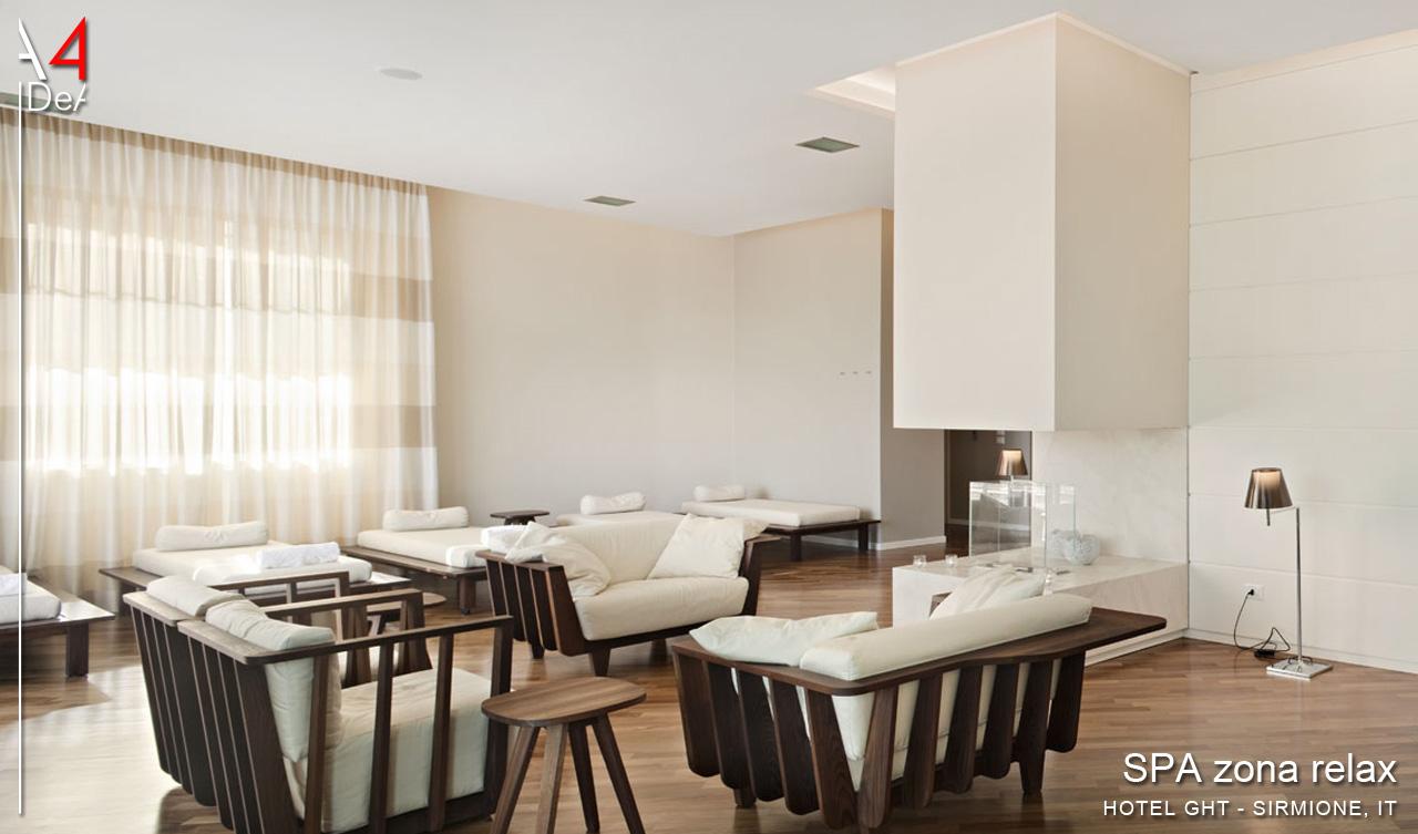 A4idea architettura e interior design relax spa hotel for Hotel design bs as